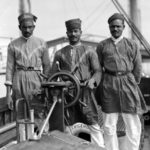 British Islam: three_lascars_on_the_viceroy_of_india