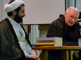 Abbot Timothy Wright OSB and Sheikh Mohammad Shomali